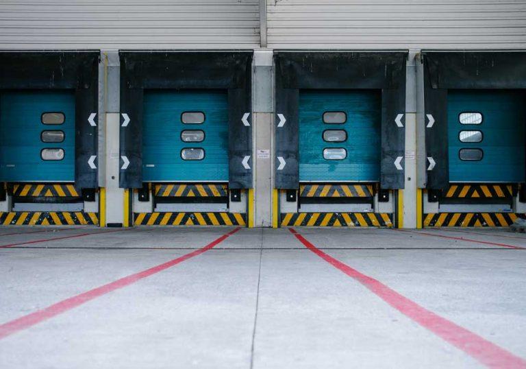 warehouse loading dock